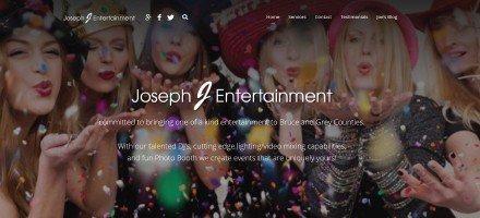Jennifer-Cooper-Design-WordPress-websites-josephjenetertainment