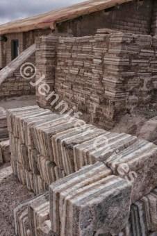 Salt Bricks and Salt-Brick Building