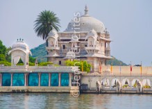 Jag Mandir Palace on Lake Pichola
