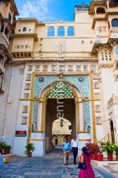 Udaipur city palace 688