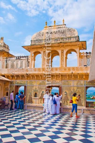Udaipur city palace 736