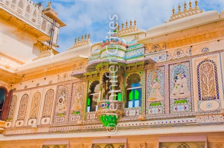 Udaipur city palace 780