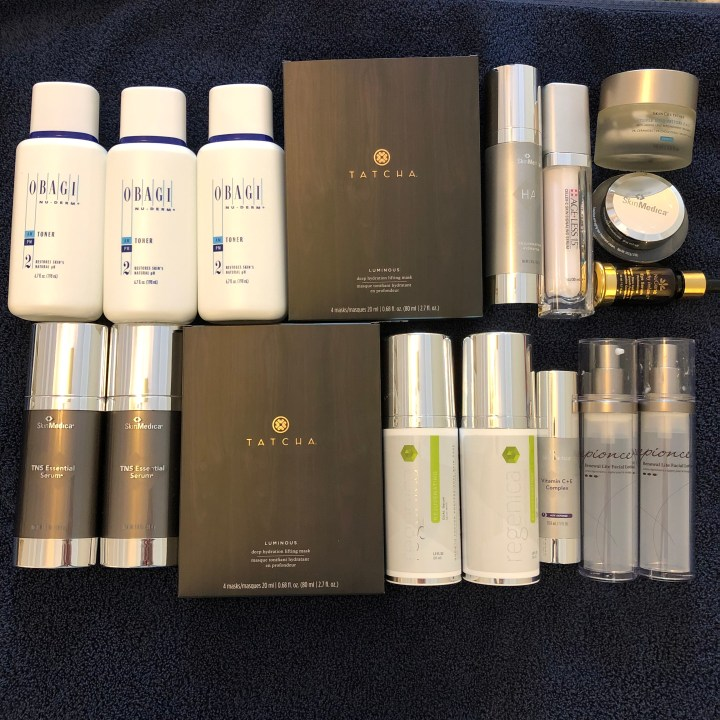 Skincare Empties and Thoughts