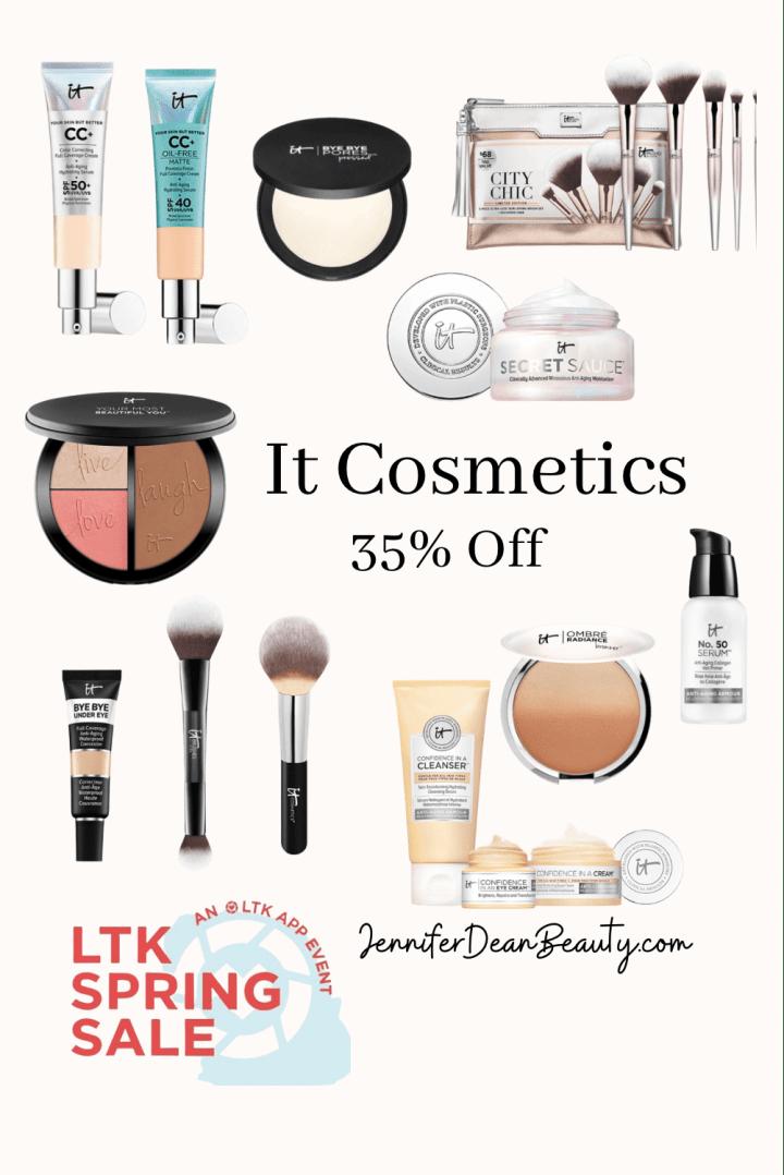 LTK Spring Sale Picks from Tarte Cosmetics, Colleen Rothschild, Elemis, and It Cosmetics