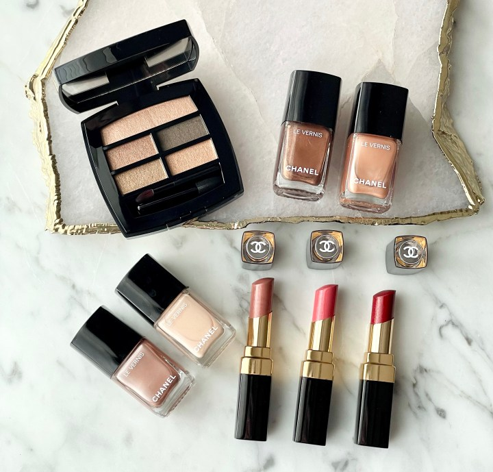 Chanel Les Beiges Collection Summer 2021 Review and Swatches