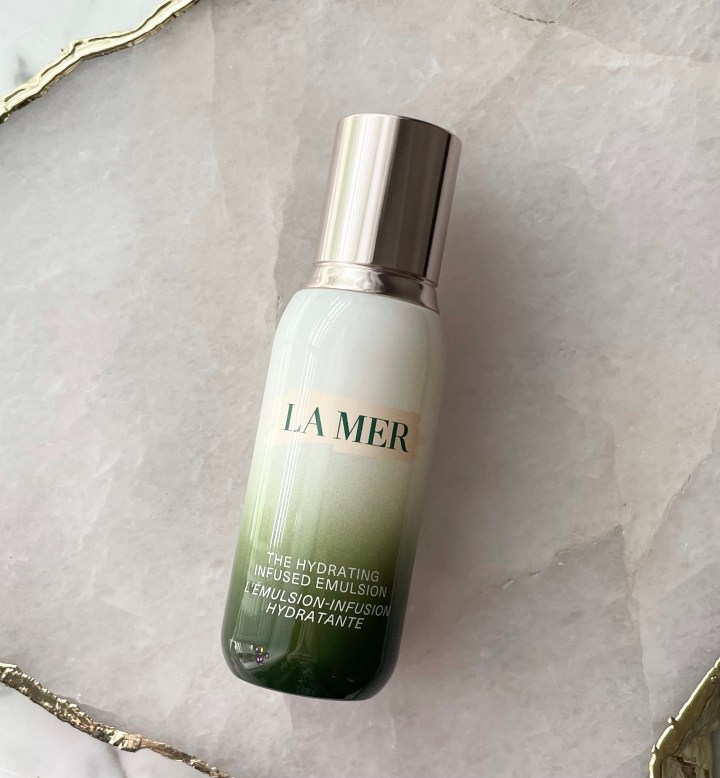 La Mer New Hydrating Infused Emulsion Review