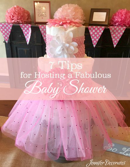More Baby Shower Decorating Ideas:
