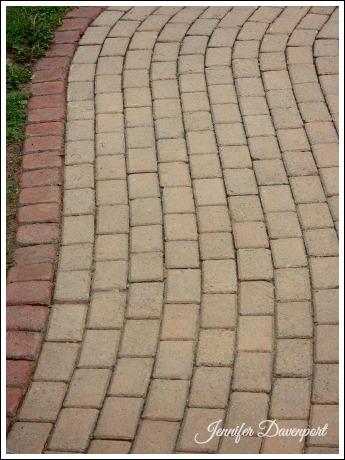 concrete patio pavers concrete stain