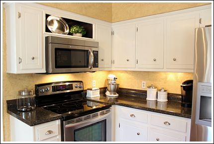 A Clutter Free Kitchen, Is A Happy Kitchen.