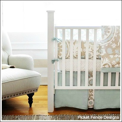 Do You Have Your Nursery Furniture Already? Then I Would Decide On The  Bedding Next. The Bedding Will Be The Jumping Off Point For The Rest Of The  Room.