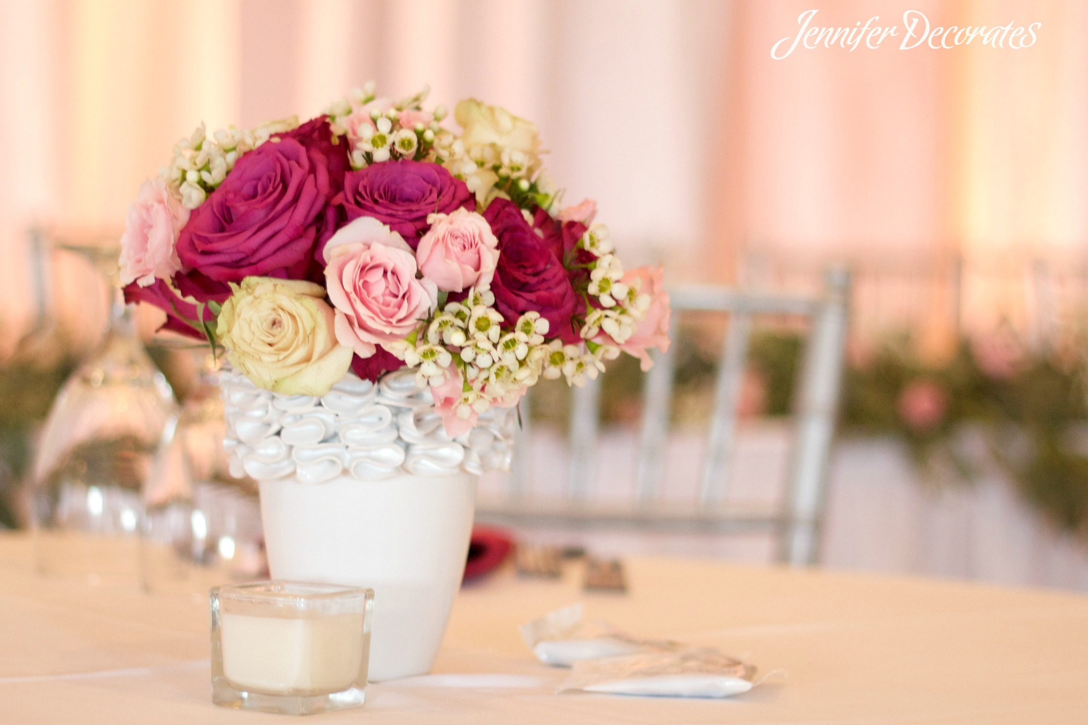 Wedding Table Decorating Ideas