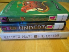 Library Stack 5/15/15