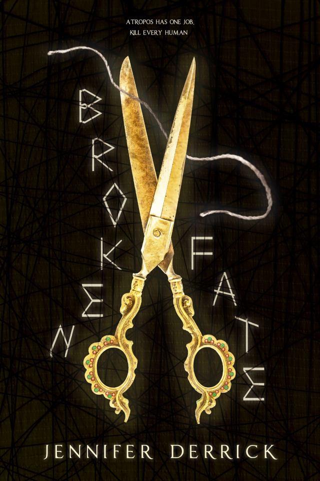 Broken Fate Cover