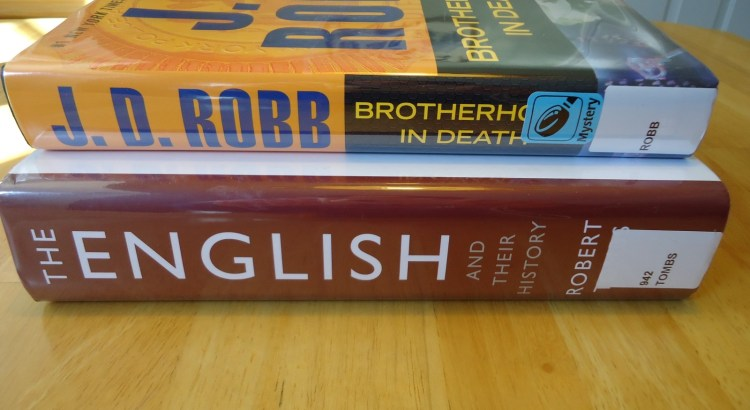 Library Haul and Reading List 02/19/16