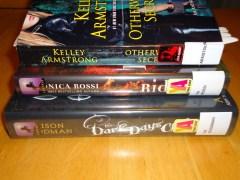 Library Haul & Reading List 03/04/15