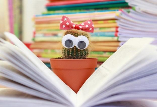 Cactus Reads