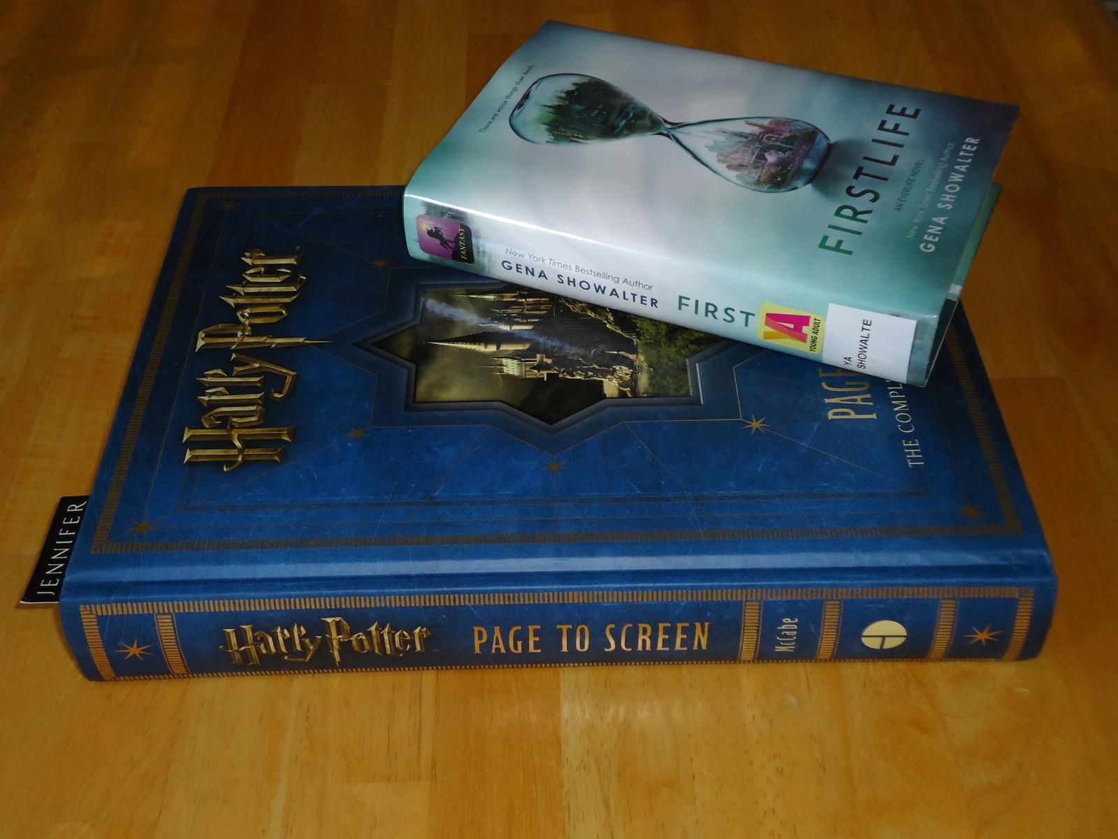 Library Haul & Reading List 04/01/16