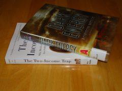 Library Haul & Reading List 04/29/16