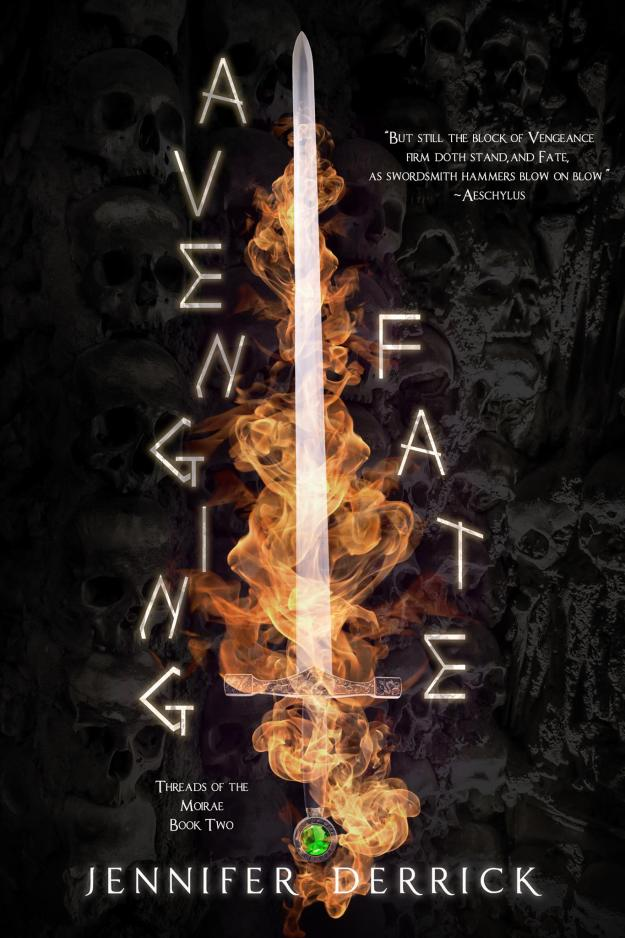 Avenging Fate Cover