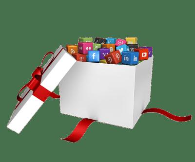 Social Media Dice