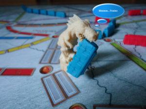 Board game folly