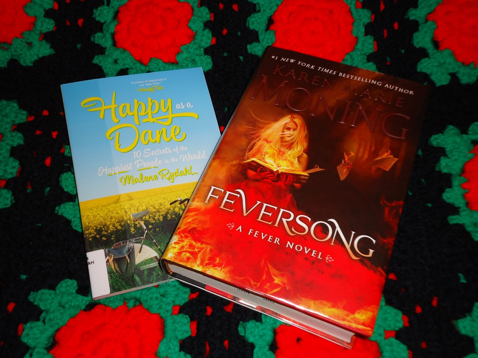 Library Haul & Reading List 01/27/17