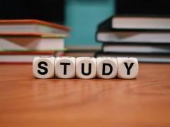 Study resolution