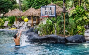 tropical basketball