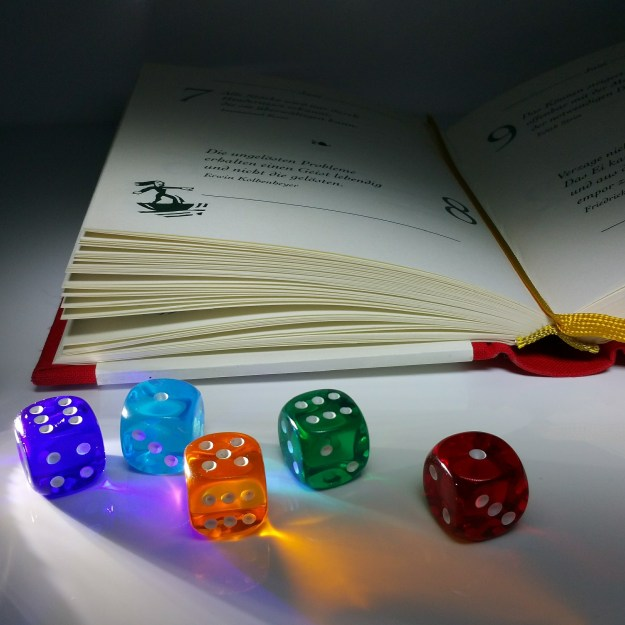 Books and Board Games
