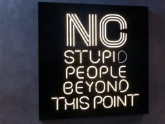 Refuse to be stupid