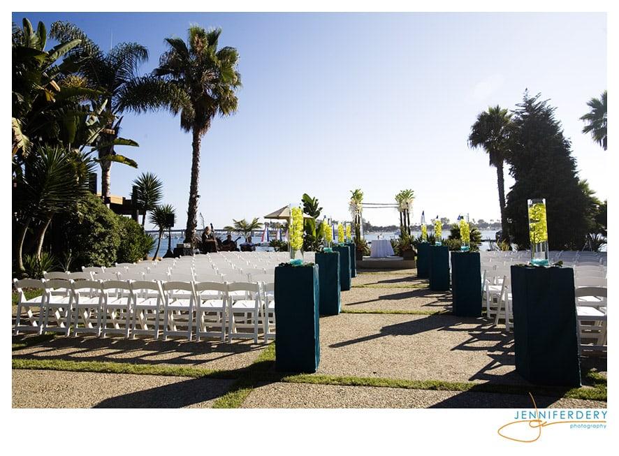 Stunning Turquoise Wedding at Paradise Point – Courtney & Brett