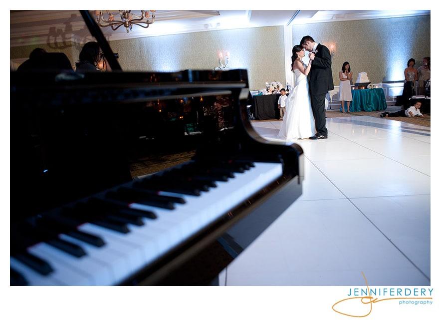 Blue and White Wedding at the Park Hyatt Aviara – Michelle & TJ