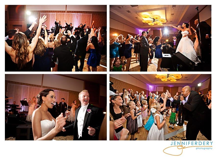 Mary Star of The Sea La Jolla and the San Diego Bayfront Hilton Wedding – Sherry and Paul