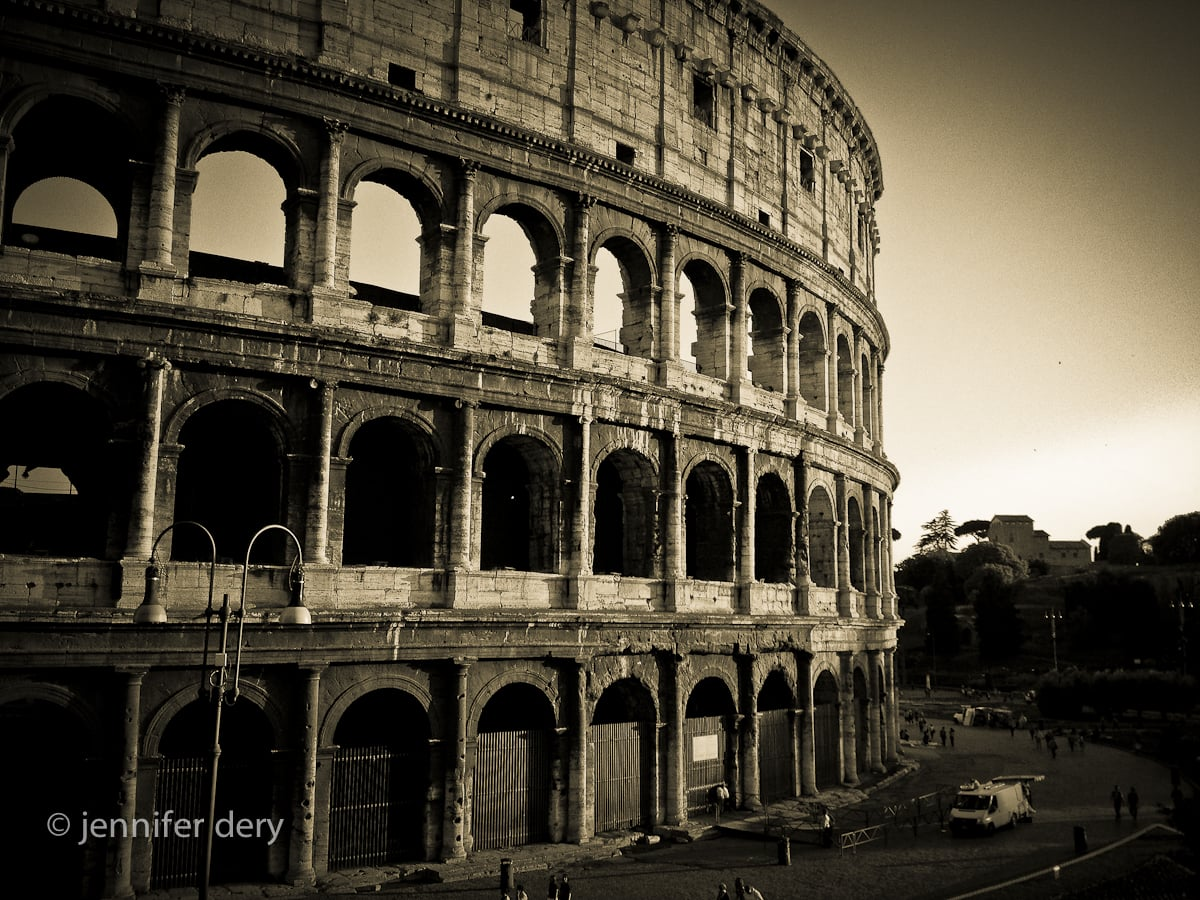 5 Days in Rome – Part One