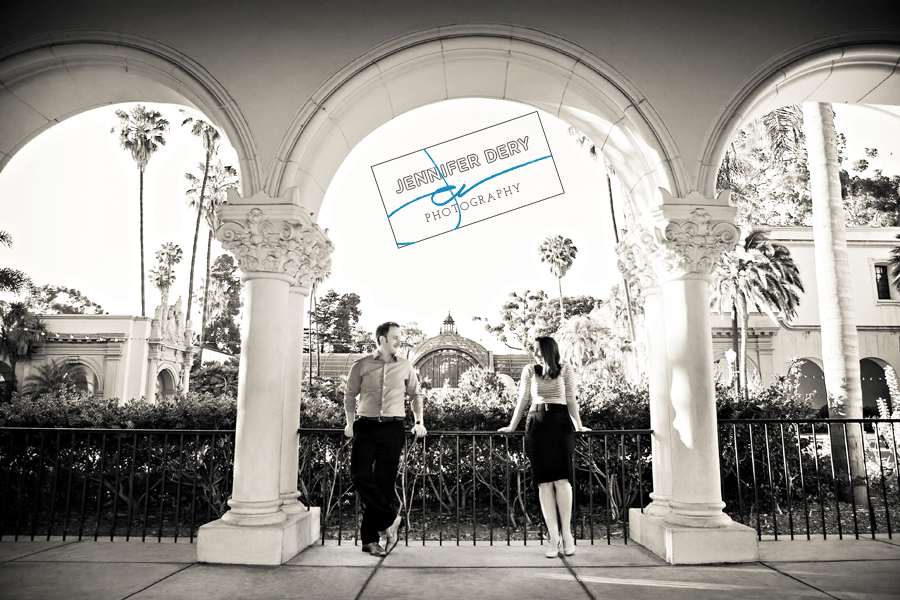 Molly & Jon: Fun Balboa Park Engagement Teaser