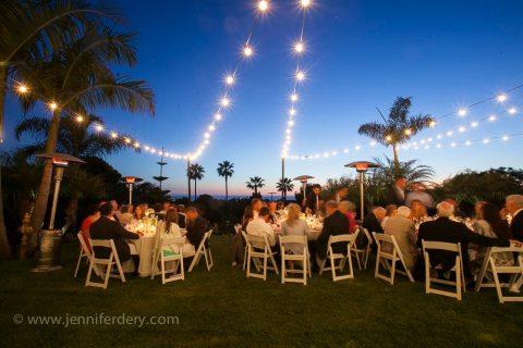 unique backyard wedding photos