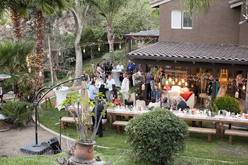 Post Elopement Receptions: Just a Party Please!