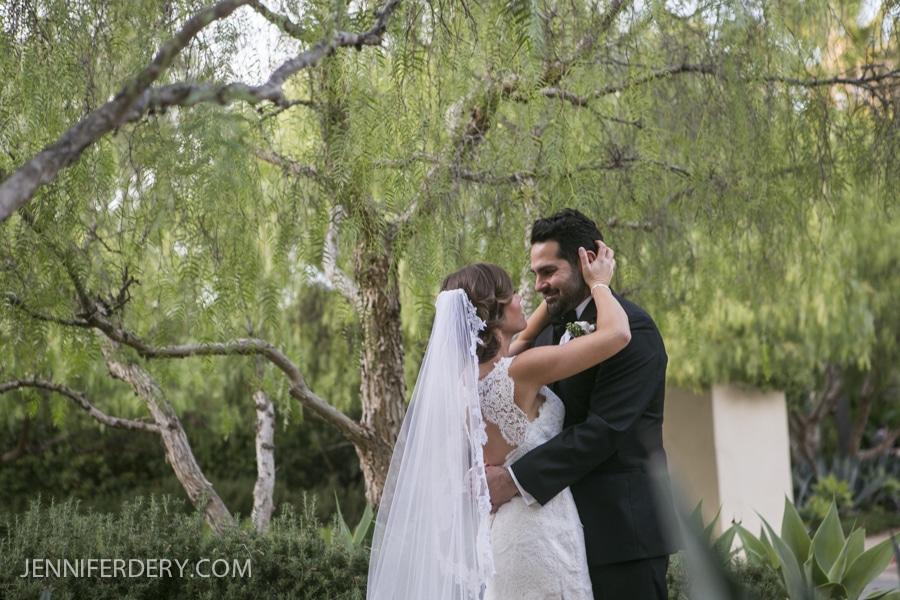 Estancia La Jolla Wedding: Jenna & Pedro