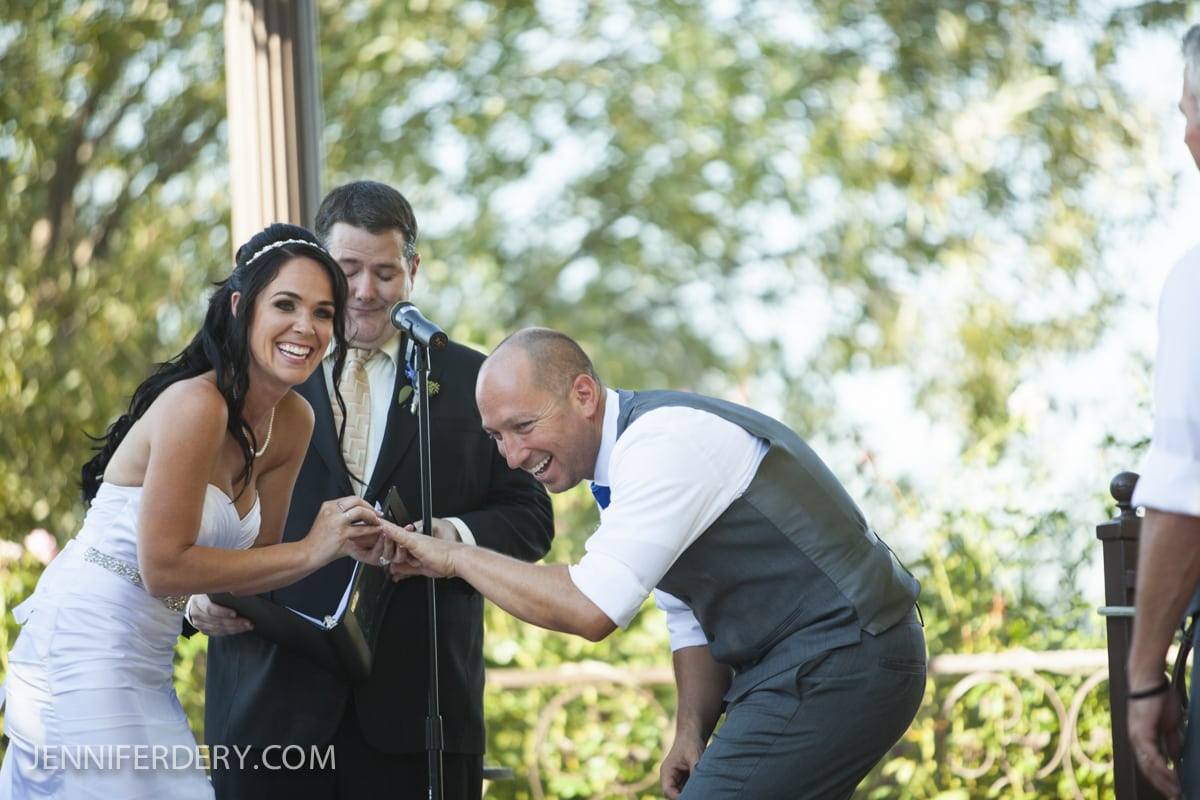 Todd and Amanda Get Married in Temecula