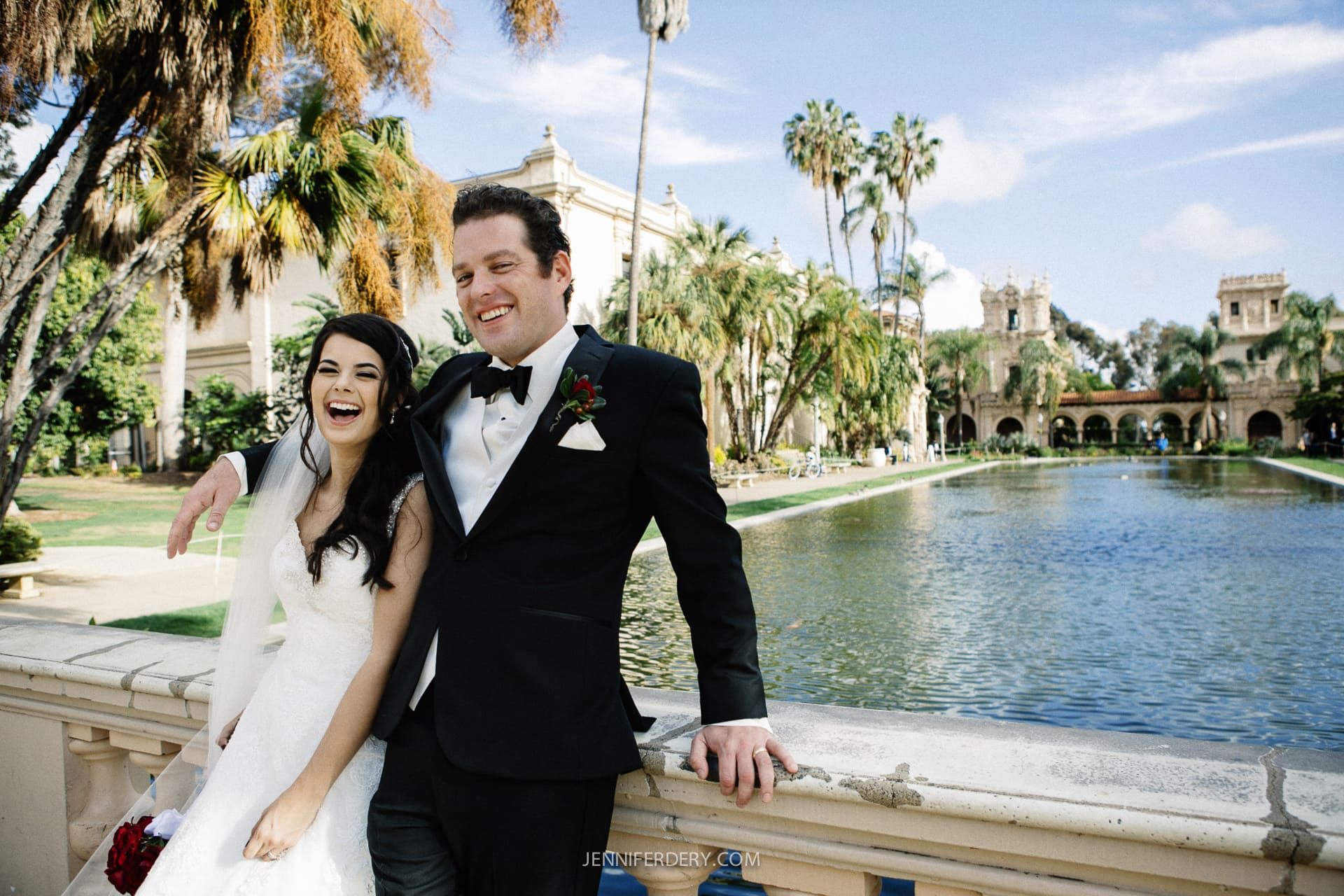 Balboa Park Wedding | Museum of Art + Prado