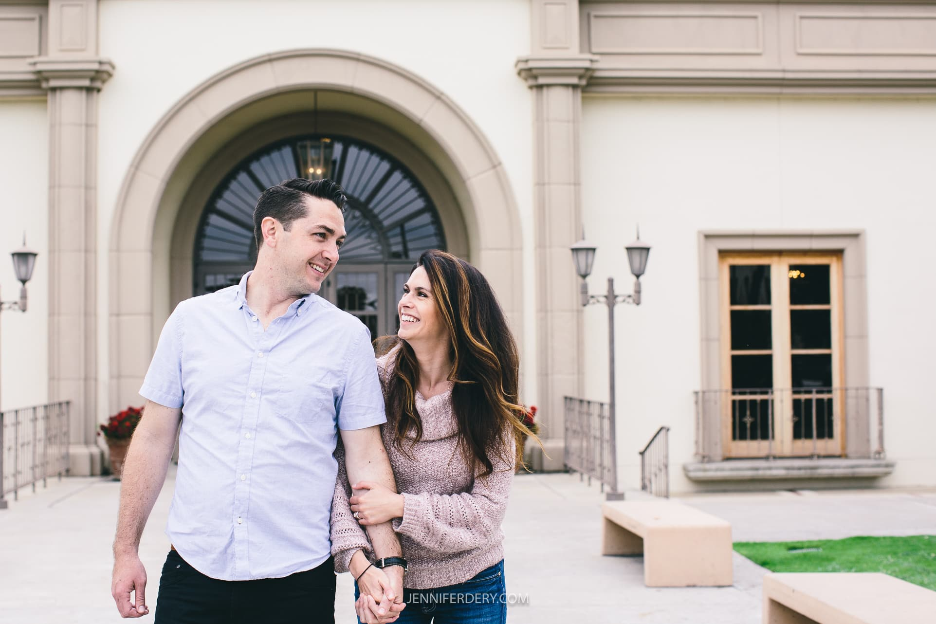 University of San Diego Engagement Session