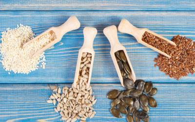Seed Cycling for Hormone Balance