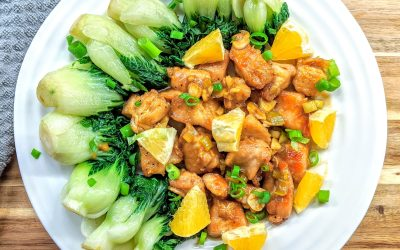 Orange Chicken (Gluten & Soy Free, AIP, Paleo)