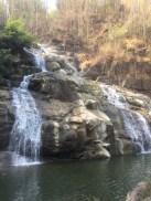 Waterfall near Lomsak