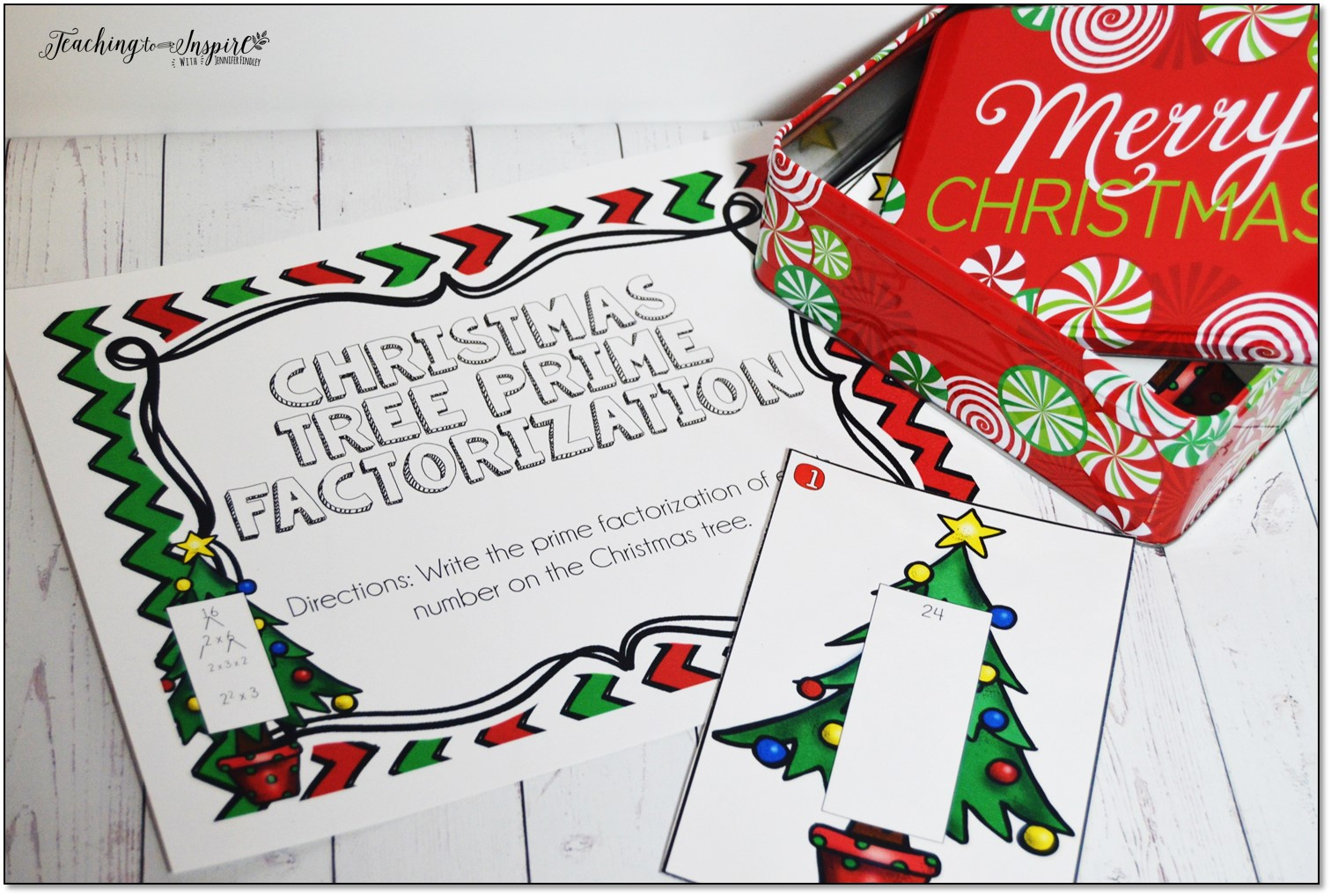 Christmas Activities For Upper Elementary