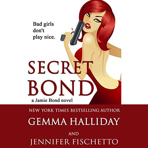 Secret Bond Audio Cover