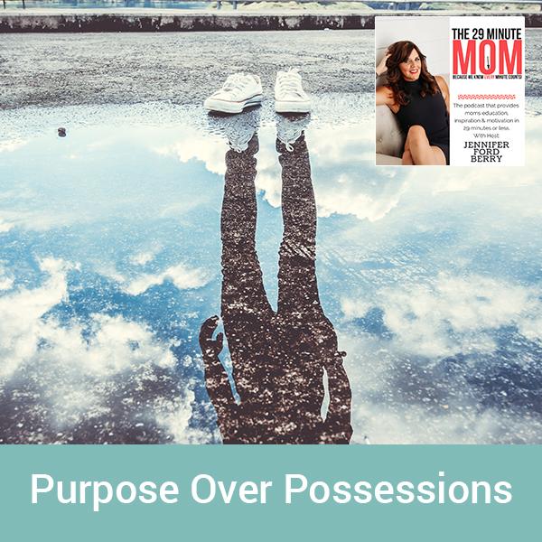 TMM Purpose | Living On Purpose