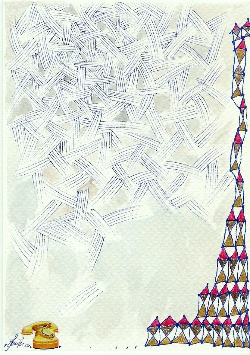 Architetture Sospese Cartoline #03