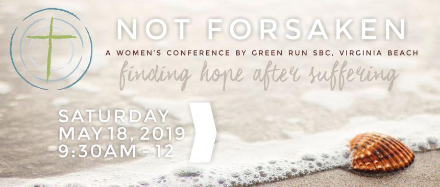 Green Run Baptist Church Women's Ministry Conference