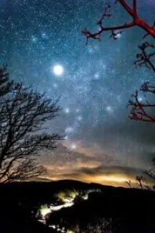 starry skies jj free to be me